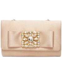 Badgley Mischka Kyle Shoulder Bag Champagne
