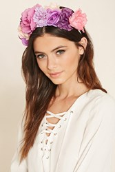 Forever 21 Flower Crown Headband