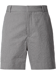 Band Of Outsiders Striped Chino Shorts