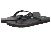 Sanuk Yoga Joy Black Women's Sandals