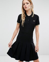 Fred Perry Reissue Trico Dress Black