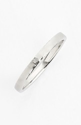 Bony Levy Hammered 14K Gold Midi Ring Nordstrom Exclusive White Gold