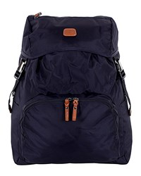Navy X Bag Excursion Backpack Bric's