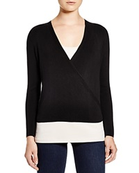 Nic Zoe Long Sleeve Wrap Sweater