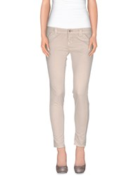 Jcolor Trousers Casual Trousers Women Light Grey