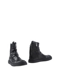 D.Gnak By Kang.D Ankle Boots Black