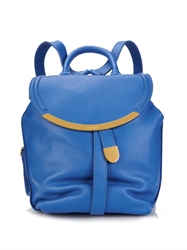 See By Chloe Lizzie Grained Leather Backpack
