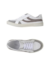 Grey Daniele Alessandrini Low Tops And Trainers