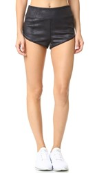 Free People Movement Legend Shorts Black