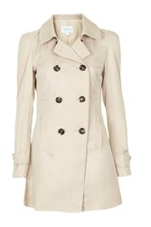 Epiphany Trench Coat By Jovonna Beige