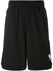 Marcelo Burlon County Of Milan 'Pissis' Track Shorts Black