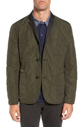 Rodd And Gunn Men's 'Kingrove' Reversible Sports Fit Quilted Jacket
