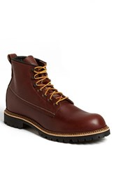 Red Wing Shoes Men's Red Wing 'Ice Cutter' Round Toe Boot