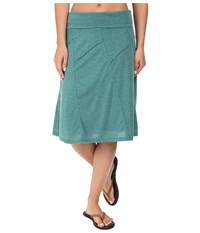 Prana Daphne Skirt Harbor Blue Women's Skirt