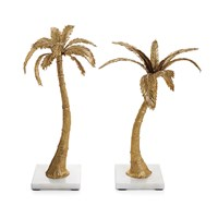 Michael Aram Palm Candle Holders