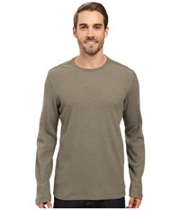 Mountain Hardwear Fallon Thermal Crew Stone Green Men's Long Sleeve Pullover