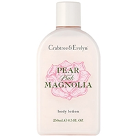 Crabtree And Evelyn Pear And Pink Magnolia Body Lotion 250Ml