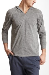 Threads For Thought V Neck Hoodie