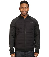 The North Face Norris Point Insulated Full Zip Tnf Black Tnf Black Heather Men's Clothing