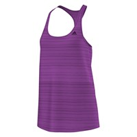 Adidas Lightweight Tank Top Purple