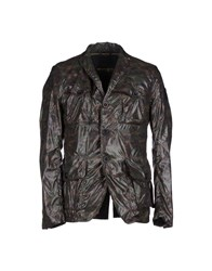 We Are Replay Coats And Jackets Jackets Men Military Green