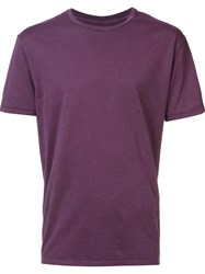 Alex Mill Wide Sleeve T Shirt Pink And Purple