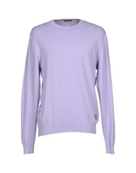 Guess Sweaters Lilac