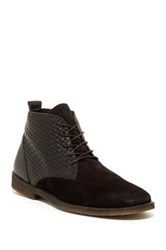 Rogue Drakon Woven Boot Brown