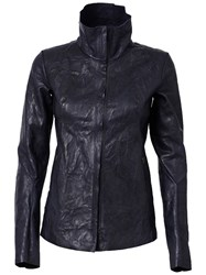 Isaac Sellam Experience 'Imprudent Crasse Pouille' Jacket Black