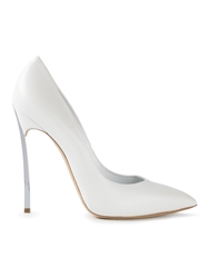 Casadei Stiletto Pumps White