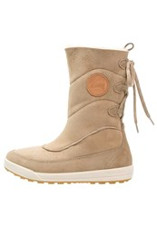 Lowa Dalarna Winter Boots Hellbraun Light Brown