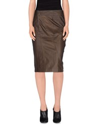 Noa Noa Skirts Knee Length Skirts Women