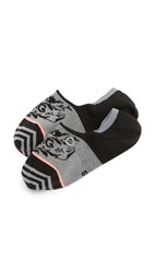 Stance French Wall Invisible Socks Grey