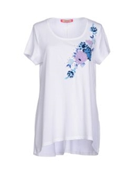 Angelo Marani T Shirts White