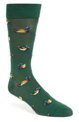 Hot Sox Men's 'Ducks' Socks