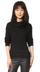 Ella Moss Kaci Sweater Black