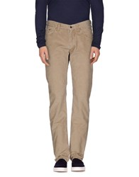 Ermanno Scervino Trousers Casual Trousers Men Beige