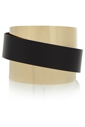 Etro Gold Plated Resin Cuff