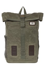 Vans Rucksack Grape Leaf Oliv