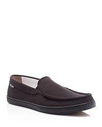 Cole Haan Pinch Weekender Loafers Compare At 80 Black Canvas