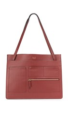 Oad Kit Tote Dark Wine