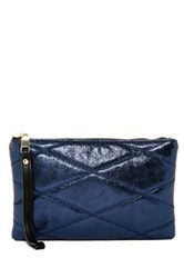 Urban Expressions Sparkle Wallet Blue