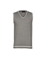 Baci And Abbracci Sweaters Grey