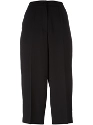 Dondup 'Hendy' Cropped Trousers Black