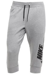 Nike Sportswear Tracksuit Bottoms Carbon Heather Black Anthracite