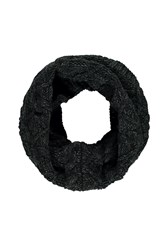 Forever 21 Men Cable Knit Infinity Scarf