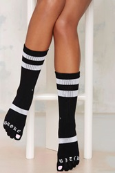 Nasty Gal Rihanna X Stance Broke Bitch Crew Socks