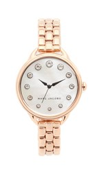 Marc Jacobs The Betty Watch Rose Gold Mop