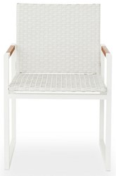 Harbour Outdoor Coast Woven Carver Chair