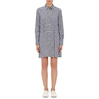 Harvey Faircloth Women's Zip Gusseted Flannel Shirtdress No Color
